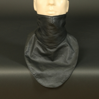 Leather motorcycle scarf x10