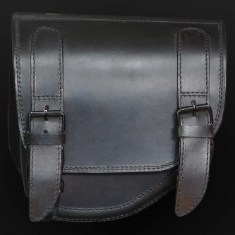 Indian Bobber fender solo bag