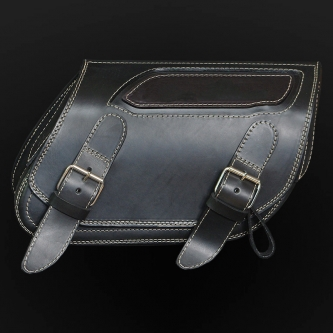 Indian Scout fender solo bag