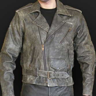 Motorcycle jacket K02 olive