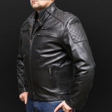 Bikers Jacket K25 Black