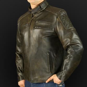 Motorcycle jacket K25sa olive