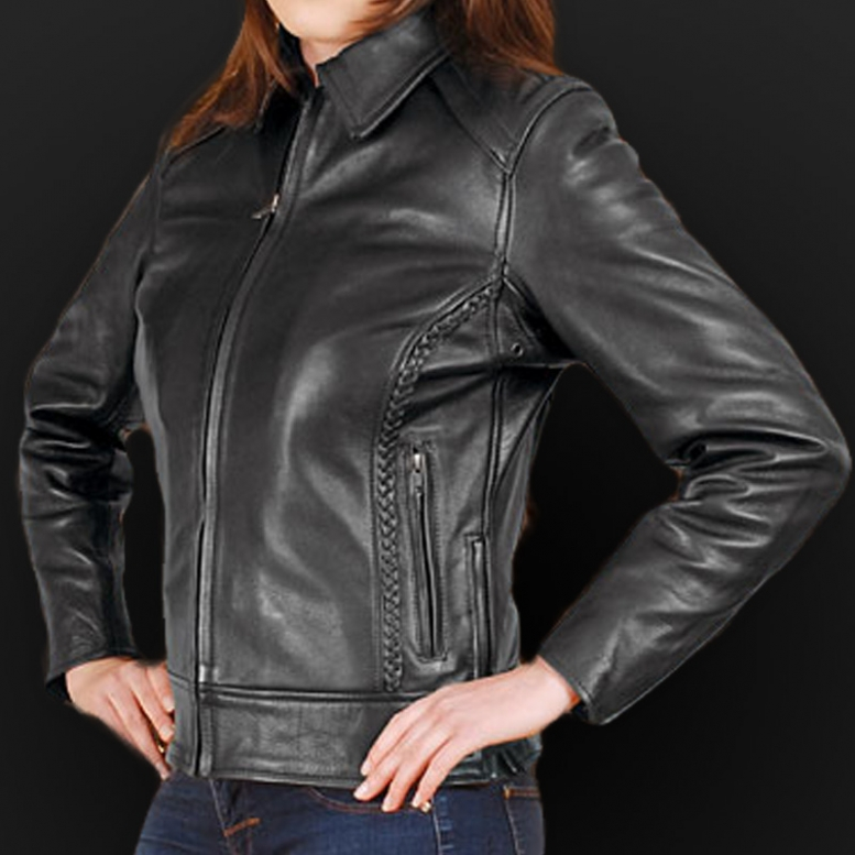 Women`s motorcycle jackets