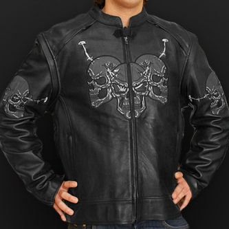 Motorcycle jacket k37a