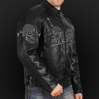 Motorcycle jacket k37b