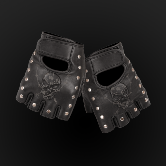 Leather gloves r05