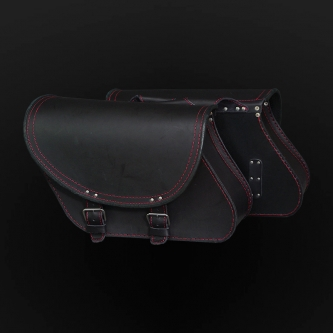 Motorcycle bags sa25 black&red